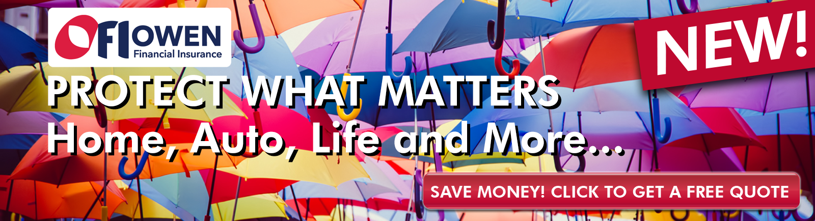Protect What Matters with Owen Financial Insurance